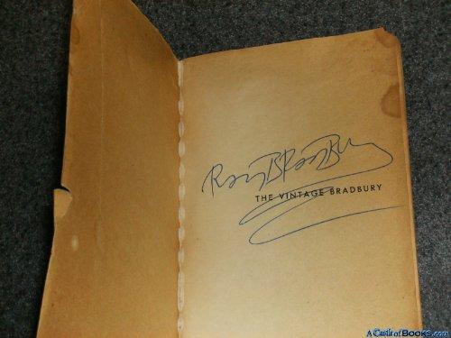 9780394740591: Title: The Vintage Bradbury
