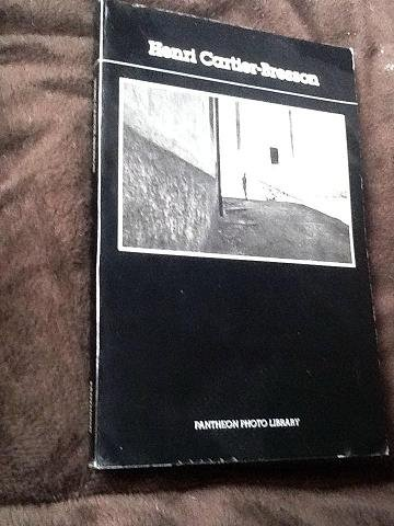 9780394740836: HENRI CARTIER-BRESSON (Pantheon Photo Library, Vol 3)