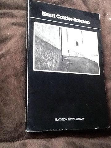 9780394740836: HENRI CARTIER-BRESSON (Pantheon Photo Library, Vol 3)