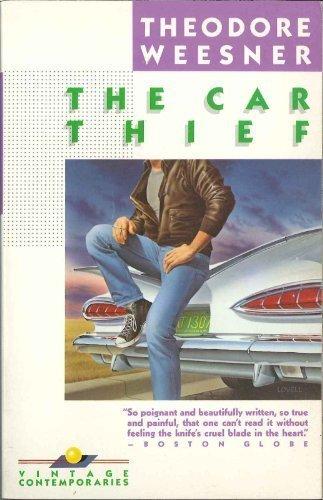 9780394740973: CAR THIEF