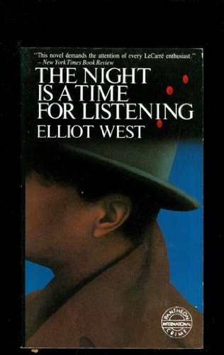 9780394740997: The Night is a Time For Listening