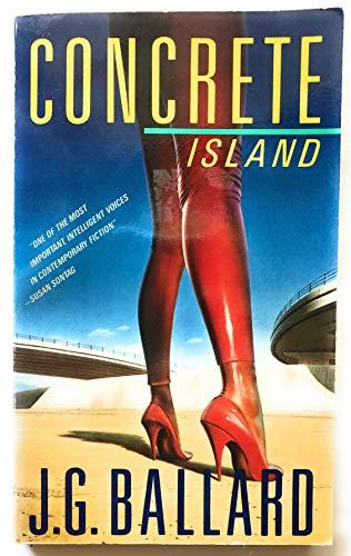 9780394741079: Concrete Island