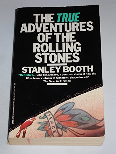 9780394741109: The True Adventures of the Rolling Stones