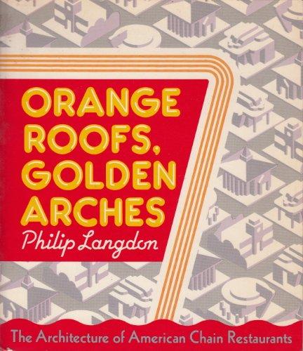 9780394741291: ORANGE ROOFS, GOLDEN ARCHES