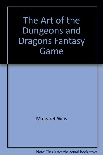 Art of the Dungeons and Dragons Fantasy Game