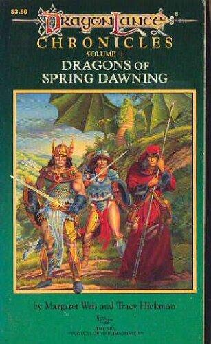 9780394741833: Dragons of Spring Dawning