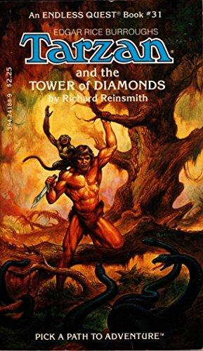 9780394741888: Tarzan and the Tower of Diamonds