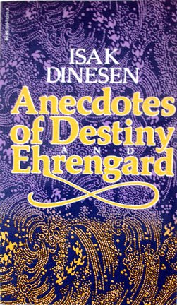 9780394742151: Anecdotes of Destiny and Ehrengard