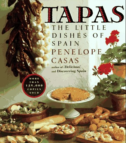 9780394742359: Tapas: The Little Dishes of Spain