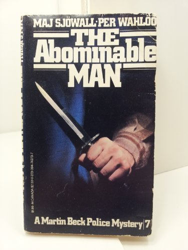 9780394742731: The Abominable Man