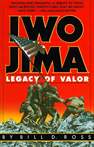 9780394742885: Iwo Jima: Legacy of Valor