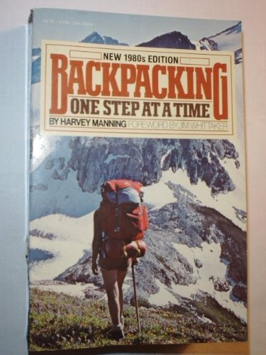 9780394742908: Backpacking One Step At a Time