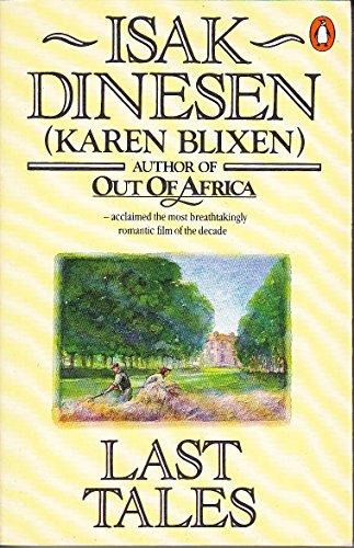 9780394742922: Last Tales