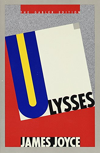 9780394743127: Ulysses (Gabler Edition)