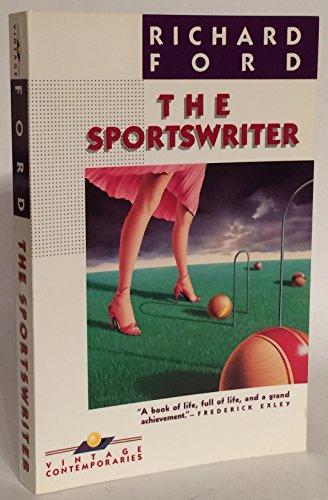 9780394743257: The Sportswriter