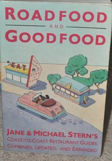 Roadfood and Goodfood (0394743962) by Jane Stern