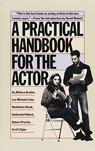 9780394744124: A Practical Handbook for the Actor