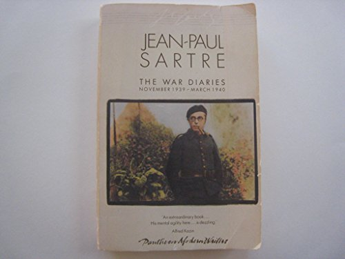 9780394744223: War Diaries Sartre