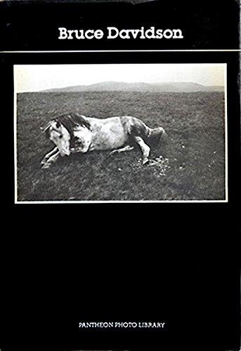 9780394744483: BRUCE DAVIDSON (Pantheon Photo Library)