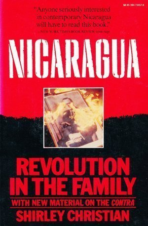 9780394744575: Nicaragua: Revolution in the Family