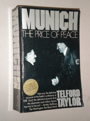 9780394744827: Munich: The Price of Peace