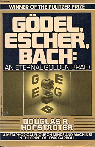 9780394745022: Godel, Escher, Bach: An Eternal Golden Braid