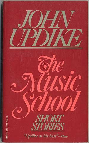 9780394745107: The Music School V510