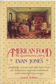 9780394746463: American food: The gastronomic story