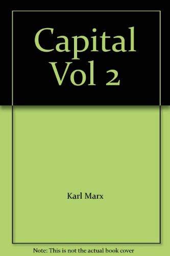 9780394746586: Capital Vol 2