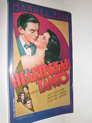 9780394746609: Heartbreak tango: A serial