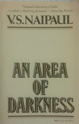 9780394746739: An Area of Darkness