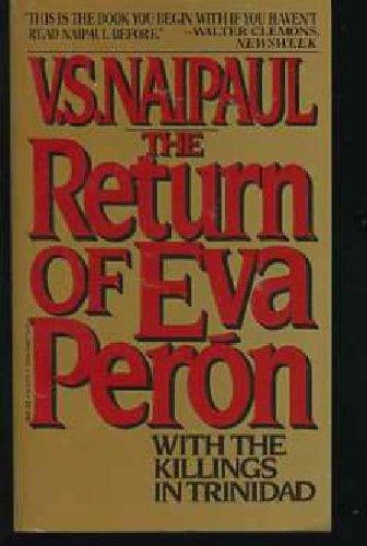 9780394746753: The Return of Eva Peron