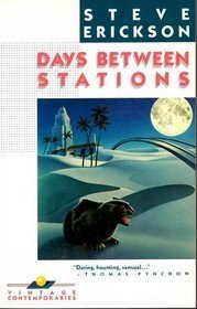 9780394746852: DAYS BETWEEN STATIONS
