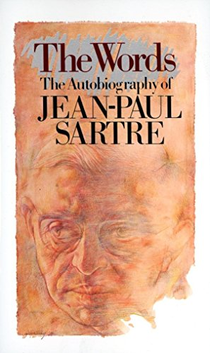 9780394747095: The Words: The Autobiography of Jean-Paul Sartre