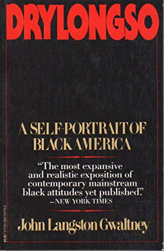 Drylongso: A Self-Portrait of Black America