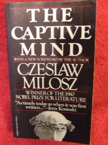 9780394747248: The Captive Mind