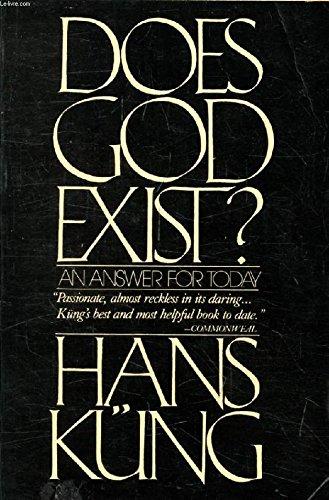 9780394747378: V737 DOES GOD EXIST?