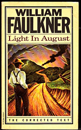 9780394747439: Light in August: The Corrected Text