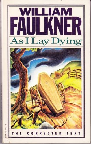 As I Lay Dying - V745: Faulkner, William