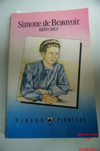 9780394747651: SIMONE DE BEAUVOIR (Virago Pantheon Pioneers)