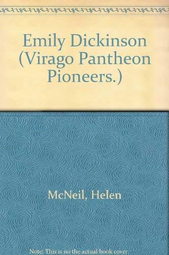 9780394747668: Emily Dickinson (Virago Pantheon Pioneers.)