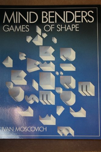 9780394747736: Mind Benders: Games of Shape