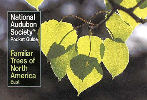 Familiar Trees of North America (Audubon Society Pocket Guides) [Paperback]