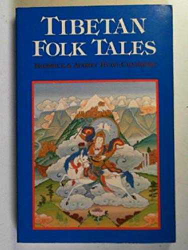 9780394748863: Tibetan Folk Tales
