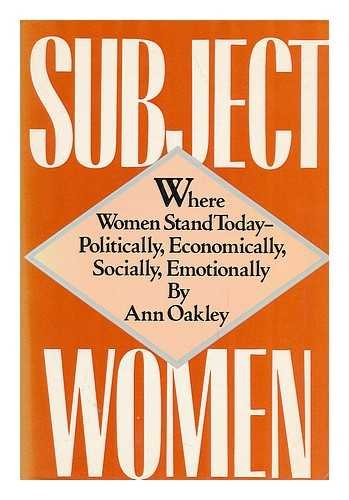 9780394749044: Subject: Women