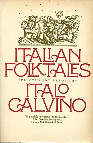 9780394749099: Title: Italian Folktales Pantheon Fairy Tale Folklore Li