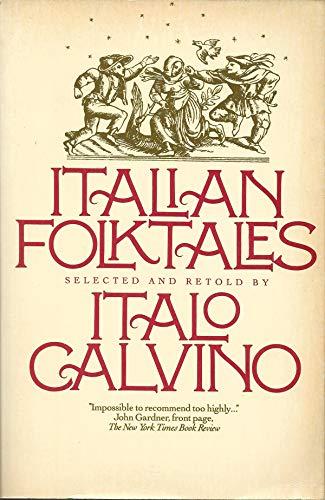 9780394749099: ITALIAN FOLKTALES