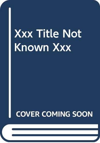 9780394749105: Xxx Title Not Known Xxx
