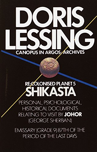 9780394749778: Shikasta: Re, Colonised Planet 5 (Vintage International)