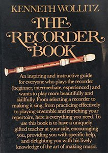 9780394749990: The Recorder Book